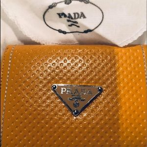 Handbags - Brand New Prada Tri-Fold Wallet